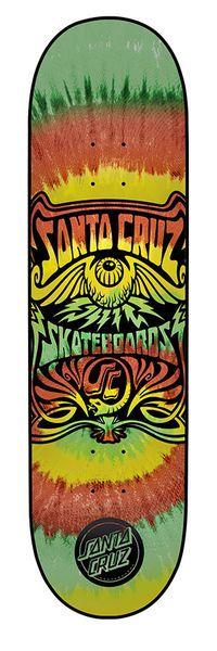 Santa Cruz Skateboards: Decks: 8.2in x 31.9in Hallucinate Powerply Deck