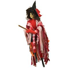 Witch Doll - Crystal Pendle