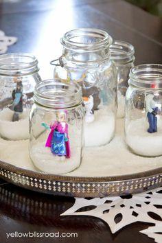 Queremos festa: Inspiração Festa Frozen - uma aventura congelante!