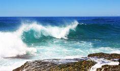paisajes con olas en rompiente - Buscar con Google