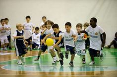 Only funny sports motivate children with autism and ADHD to do physical activity: http://ift.tt/2fd09fN