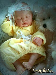 Secrist Preemie Zoe Reborn Zoe Baby Doll 17 inch Baby Julianna by Little Blessings via Etsy
