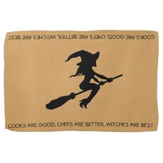 Witches Are Best Witch On Broomstick