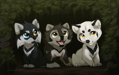 can't wait by azzai on DeviantArt Cute Cartoon Animals, Anime Animals, Cute Animals, Anime Wolf Drawing, Furry Drawing, Cute Fantasy Creatures, Mythical Creatures Art, Pet Anime, Tier Wolf
