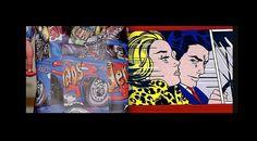 Roy Lichtenstein is in fashion | Dazed Digital