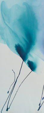 "Artist: jo lewis; Ink 2012 Painting ""ebb tide 2"""