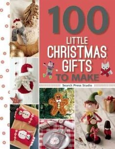 Everyone loves Christmas and this book really has Christmas covered! It represents amazing value, comprising 100 beautiful Christmas projects from some of our best-selling authors. The book covers a w