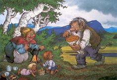 Trollfamilie