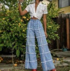 Überprüfen Sie dies auf Depop Search nach: mashar on # depop👍 - Mode Outfits Vintage Outfits, Retro Outfits, Casual Outfits, Casual Attire, Cowgirl Style Outfits, Hippie Outfits, 70s Fashion, Fashion Outfits, Fashion Trends