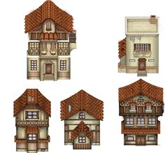 Resultado de imagen de pixel art house