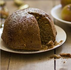 It's nearly Christmas! Here is an autoimmune protocol (AIP) friendly, low carb, gluten free, low FODMAP and low sugar Christmas pudding recipe. Easy Cake Recipes, Sweet Recipes, Baking Recipes, Dessert Recipes, Bbc Recipes, British Recipes, Apple Recipes, Dessert Ideas, Xmas Pudding