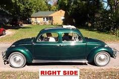Image result for 2 vw beetle cut in half