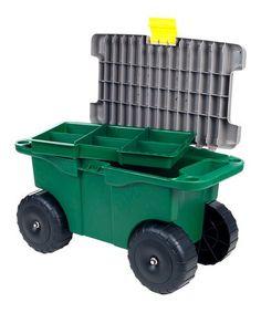 Love This Garden Storage Cart On #zulily! #zulilyfinds