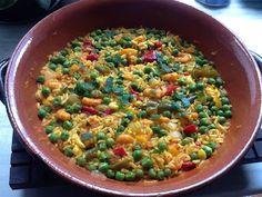 Cocinando con Rosita: ARROZ CON CAMARONES