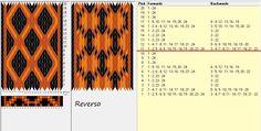 24 tarjetas, 3 colores, repite cada 10 movimientos // sed_1089a diseñado en GTT༺֍