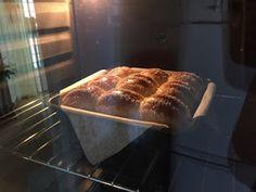 My Mind Patch: Natural Yeast Palm Sugar Coconut Bun Coconut Buns, Milk Bun, Resep Cake, Palm Sugar, Bread Recipes, Breads, Natural, Breakfast, Food