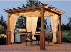 How to Build Your Own Pergola | My Home Decor Guide