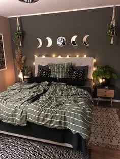 Room Ideas Bedroom, Home Bedroom, Bedroom Decor, Bedrooms, Bedroom Inspo, Decoration Design, Home Decoration, Decorations, Cozy Room