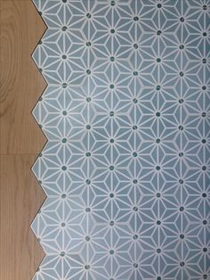 Carreaux de ciment - Cement tiles Motif Safi Home Accessories, Furniture Decor, Home Remodeling, Open Kitchen And Living Room, Flooring, Flooring Inspiration, Remodeling Projects, Hotels Design, Happy House