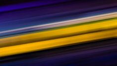 """Buy Abstract 139 - Limited Edition of 40, a Color on Aluminium by MAZ MAHJOOBI from United States. It portrays: Abstract, relevant to: black, violet, yellow, diagonal, geometric, gold, golden, indigo, golden light, lines, bands, motion """"Abstract 139""""  Fine Art HD Metal Print, professionally printed and transferred into high gloss finish aluminum using special sublimation inks. HD Metal Prints are by far the most vibrant and luminescent prints currently available anywhere. They are s..."""