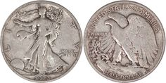 The Reeded Edge, Inc has this item on Collectors Corner - 1923-S 50C VF30 ANACS