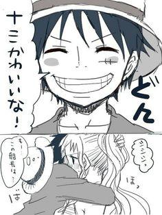 One Piece Anime, One Piece Comic, One Piece Fanart, One Piece Ship, One Piece Luffy, Anime Naruto, Anime Manga, Luffy X Nami, Nalu