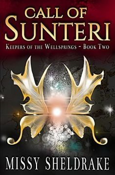 Call of Sunteri (Keepers of the Wellsprings Book 2)  A slave boy whose thoughts and deeds are not his own. A treacherous prince and the young lady knight sworn to escort him and his pregnant into hiding, and of course, the fairies. #ebook #freebies #fantasy #illustrations #kindleunlimited #amazon