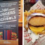 Red Robin Burgers for Better Schools Program {+ $75 GC Giveaway}