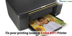 ESP3 is probably is one of the most used and preferred models of Kodak Printers, and probably this is the reason why users from all across the world are switching to it. However, if you have been u…