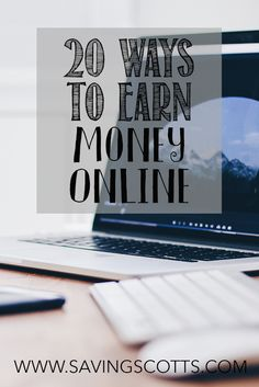 Struggling to make it to pay day? Sick of scraping by on student finance? Why not try working online. #ontheblog 20 awesome ways to earn money online in 2017. Working online often provides additional flexibility perfect for busy university or college students or even stay at home mums (SAHM). Work online from home.