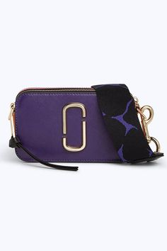 4bb72baea09e Snapshot Small Camera Bag in Violet Marc Jacobs Bag