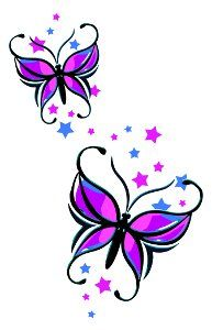 Select from a wide range of butterfly temporary tattoo designs. All temporary tattoos are available for purchase in our online tattoo gallery. Tribal Tattoos, Fake Tattoos, Star Tattoos, Wrist Tattoos, Flower Tattoos, Body Art Tattoos, Sleeve Tattoos, Cool Tattoos, Collar Tattoo