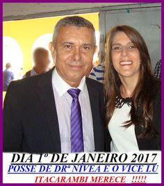 PORTAL DE ITACARAMBI: ITACARAMBI:TOMA POSSE DIA 1º DE JANEIRO A PREFEITA...