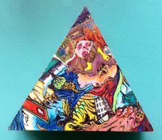 Box by Wakefield Artist Tim Burton.
