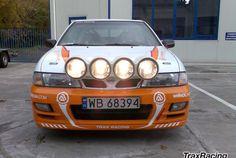Nissan Almera GTi - Traxracing