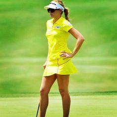 Sydnee Michaels wearing stunning LIJA Style Spring Golf Colors at Kingsmill May 16th...Embedded image permalink