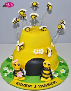 arı maya pasta Doğum Günü Pastalarımıza Göz Attınız mı ?