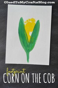 Footprint Corn On The Cob