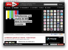 Service de TV direct en ligne avec le site PlayTV gratuit. Live streaming et replay vidéo disponible sur PC et mobile. Découvrez l'offre gratuite Play TV et le bouquet des chaines de télévision. Tv Direct, Internet, Replay, Live Tv, Service, Bouquet, Trim Router, Budget, Program Management