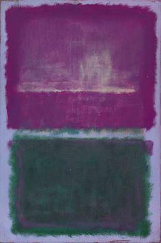Mark Rothko Untitled (Lavender and Green) Estimate $20/30,000,000