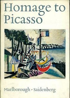 PICASSO Pablo, Homage to Picasso for his 90th Birthday. New York, Marlborough Gallery - Saidenberg Gallery, 1971.