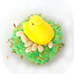 Marshmallow Peep Easter Treats - Marshmallow Peep Easter Crafts - Good Housekeeping