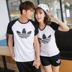 Find More T-Shirts Information about Korean couple shirts with pants sport brand couple clothes couples matching clothing for couples exercise clothing workout,High Quality shirt heat press machine,China shirt equalizer Suppliers, Cheap shirt screen printing machine from Kibela on Aliexpress.com