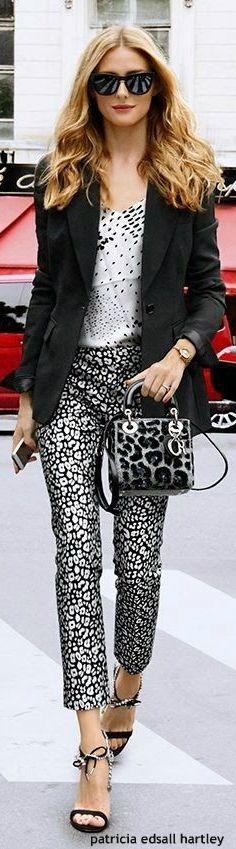 nice pattern mix