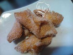 Pestiños o Borrachuelos Cream Cheese Cookies, Sweets, Cooking, Donut Holes