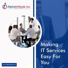 Alpha Infolab is an IT services company in USA. We offer IT Support, IT Consulting, and Managed IT Services. An Internet marketing company in USA that is Alpha Infolab has trusted partners and original customers. It Services Company, Managed It Services, Companies In Usa, International Companies, Technology Consulting, It Service Provider, Digital Marketing Trends, Internet Marketing Company, Marketing Professional