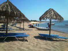 Chryssi Ierapetra Outdoor Furniture, Outdoor Decor, Hammock, Wanderlust, Patio, Home Decor, Garden Furniture Outlet, Terrace, Interior Design
