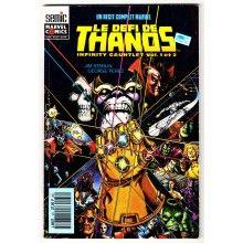 "UN RECIT COMPLET MARVEL N°33 ""LE DEFI DE THANOS"" Volume 1 Dr Strange, Jean Grey, Captain Marvel, Comic Book Covers, Comic Books, Spiderman, Comics, Doctor Strange, I Like You"
