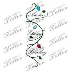 Grandchildren Tattoos - Bing Images