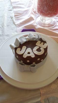 Baby Shower Cake Idea -- Baby Boy